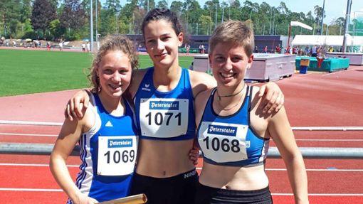 Katharina Lutz, Lilli Schmitt, Salome Banholzer